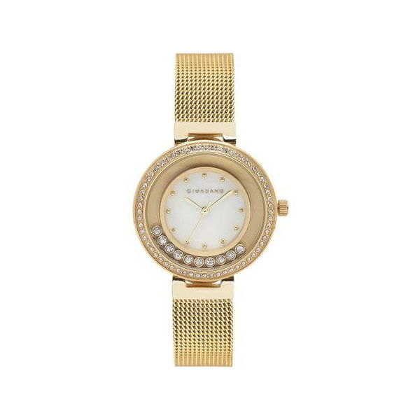 Giordano Women s s Watch Analog Display-2838-33