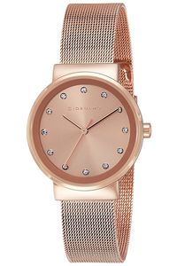 Giordano Women's's Watch Analog Display- 2832-33, rose gold, rose gold