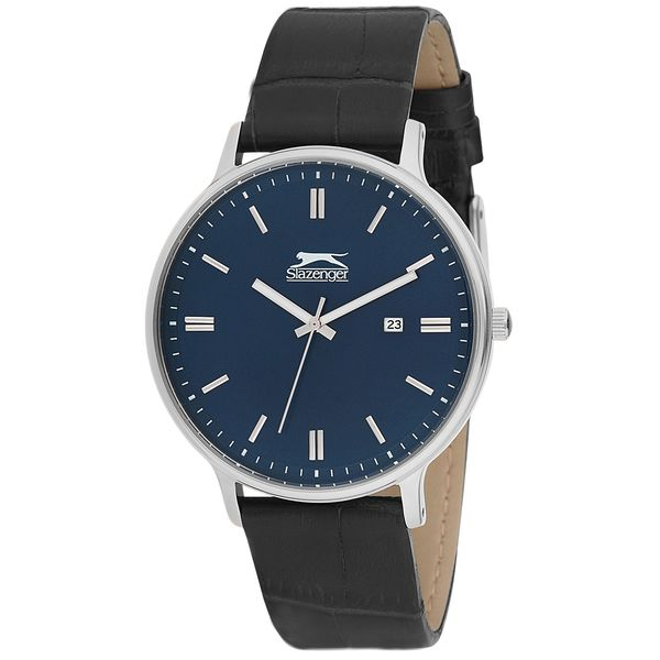 Men s Leather Band Watch - SL. 9.6088