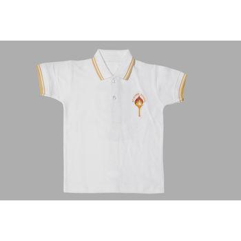 St. Kabir School T-Shirt Yellow, 24