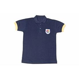 Sri Mirambika School T-Shirt Yellow, 22