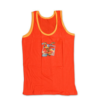 Bodycare Vest, 65, red