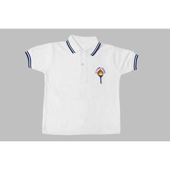 St. Kabir School T-Shirt Blue, 24