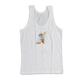 Bodycare Vest, 55, white