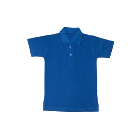 Nirma School T-Shirt Royal Blue, 22