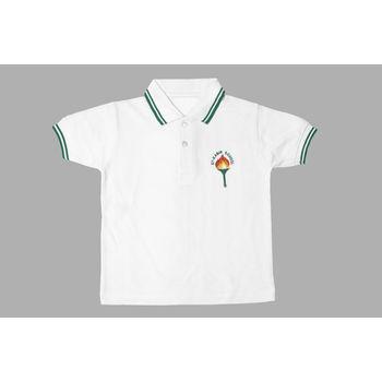 St. Kabir School T-Shirt Green, 24