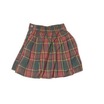 St. Kabir School Checks Skirt, 14