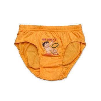 Bodycare Brief, 50, orange