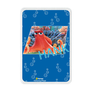 Hamee Disney Pixar Licensed Finding Dory 8000 mAh Powerbank (Hank / Name) (831-Power911), multicolor