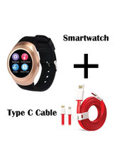 Hamee Chromtech With Free Type C Dash Charging Cab... Infibeam Rs. 1999.00