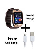 Hamee Wave Smartwatch With Free Micro USB Fast Charging Cable (821-smart019-51)