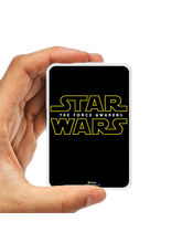 Hamee Lucas Films Star Wars Licensed 10000 mAh PowerBank - Design 1, multicolor