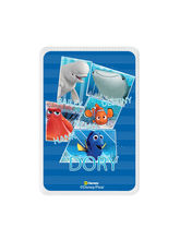 Hamee Disney Pixar Licensed Finding Dory 8000 mAh Powerbank (Dory Friends / Names), multicolor