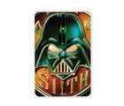 Hamee 5000 mAh PowerBank with LED indicators and Reversible Micro-USB cable(Darth Vader 13), multicolor
