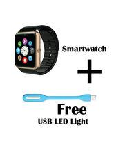 Hamee Reflex SmartWatch With Free Micro USB LED Li... Infibeam Rs. 1399.00