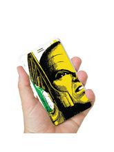 Hamee Marvel Licensed Avengers 10000 mAh PowerBank (Thor / Face) (831-Power288), multicolor