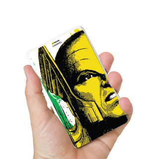 Hamee Marvel Licensed Avengers 10000 mAh PowerBank (Thor / Face) (831-Power288), multicolor