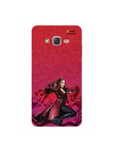 Hamee Marvel Licensed Civil War Hard Back Case Cover for Samsung Galaxy On7 / On7 Pro– Design 4