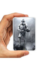 Hamee Lucas Films Star Wars Licensed 10000 mAh PowerBank - Design 43, multicolor
