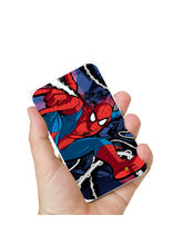Hamee Marvel Licensed The Ultimate Spiderman 8000 mAhPowerBank (Spiderman / Full Jump), multicolor