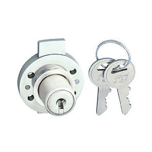 GODREJ MULTI PURPOSE LOCKS: Multi Purpose Round Lock - Nickel