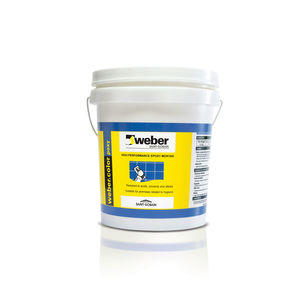 WEBER. COLOR POXY - JOINT FILLERS (RESIN, HARDENER AND FILLER) (1.1KG)