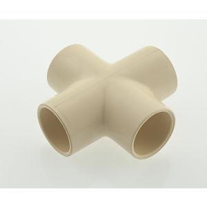 AJAY CPVC FITTINGS - CROSS TEE, 1/2  15mm