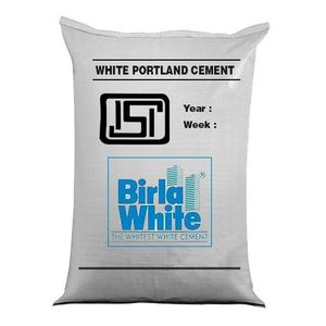 BIRLA WHITE CEMENT - 50 KG BAG