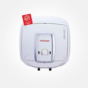 HINDWARE WATER HEATER - ONDEO SERIES, white, 25 litres