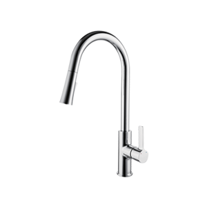 ASIAN PAINTS ROYALE KITCHEN FAUCETS - KFSM404 SINGLE LEVER PULL DOWN SINK MIXER
