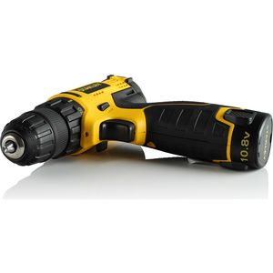 STANLEY POWER TOOLS -10.8V Li-Ion Compact Drill
