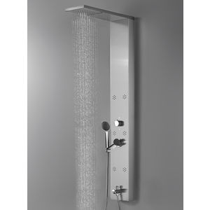 AQUANT SS SHOWER PANELS - 1257 RETRO
