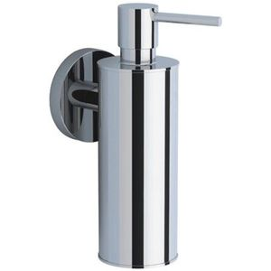 JAQUAR BATH ACCESSORIES CONTINENTAL SERIES - ACN-1137N SOAP DISPENSER WITH METALLIC BOTTLE