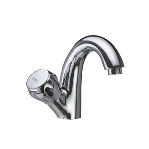 CERA OCEAN SERIES - F3001104 SWAN NECK tap with round SPOUT (Left)