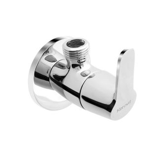 KEROVIT JOY SERIES - KB1511003CP ANGLE VALVE WITH FLANGE