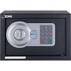 OZONE DIGITAL SAFES: AGATE BLACK