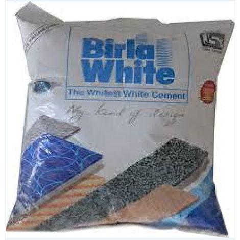 BIRLA WHITE CEMENT - 5 KG PACKET