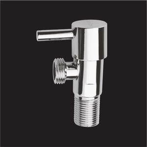 AQUANT BATH ALLIED PRODUCTS - 1495 ANGLE VALVE WITH FLANGE