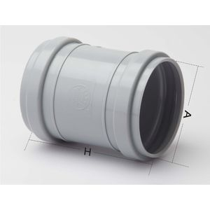 PRINCE SWR ULTRAFIT FITTING - COUPLER, 3  90mm
