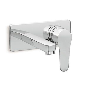 KOHLER JULY SERIES - K-5680IN4NDCP SINGLE CONTROL WALL MOUNT FAUCET TRIM