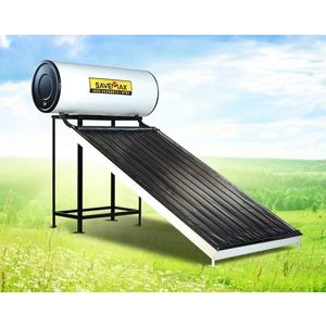 SAVEMAX - REGULAR FLAT PLATE SOLAR WATER HEATER, 375 lpd