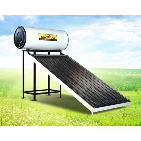 SAVEMAX - HIGH PRESSURE FLAT PLATE SOLAR WATER HEATER, 375 lpd