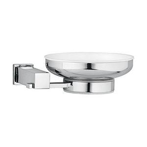 HINDWARE ACCESSORIES RUBBIC SERIES - F870004 SOAP DISH (BRASS)