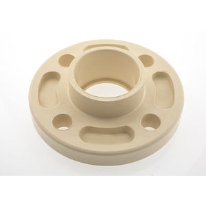 AJAY CPVC FITTINGS - ONE PIECE FLANGE, 11/4