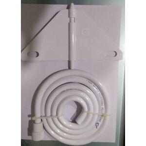 PEARL PVC STRAIGHT JET SPRAY 1.5 MTR