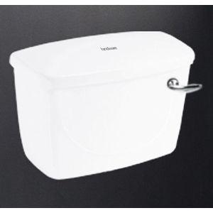 HINDWARE CISTERN - 21001 CISTERN AND LID 10 LTR,  white