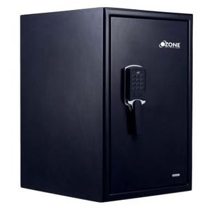 OZONE DIGITAL SAFES: SAVIOUR-3 102KG BLACK