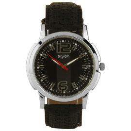 Stylox Black Dial Stylish Watch(STX109)