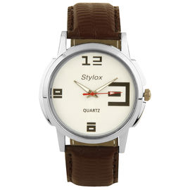 Stylox White Dial Stylish Watch(STX102)