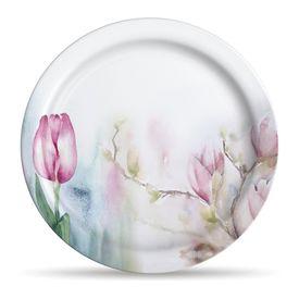 lissome buffet plate (6 Pcs Set) - Milton - Melamine - Dish